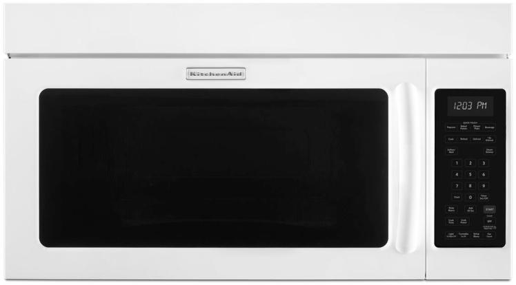 Product Image - KitchenAid KHMS2040BWH