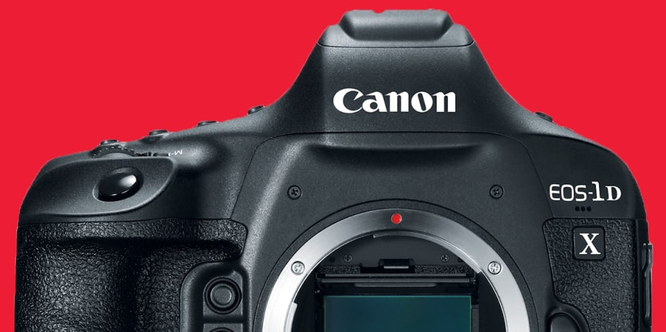 Canon EOS 1D X Mark II Hero