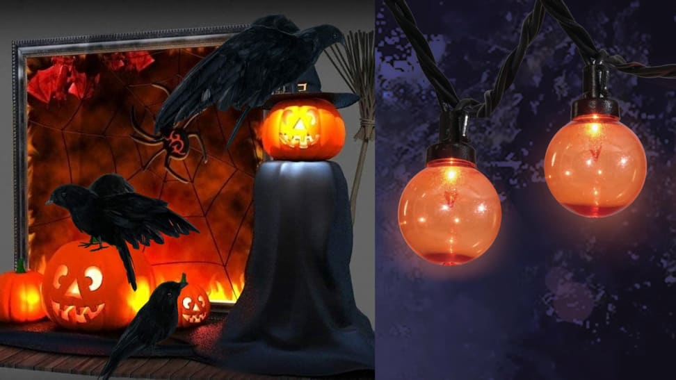 The Best Halloween Decorations for 2020