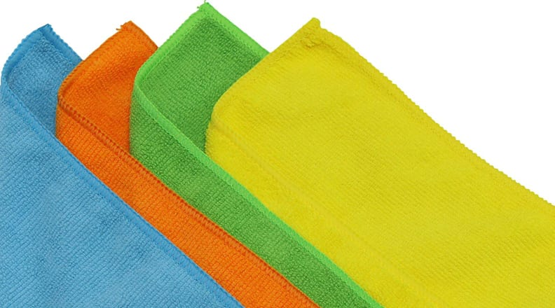 SimpleHouseware Microfiber Cleaning Cloths