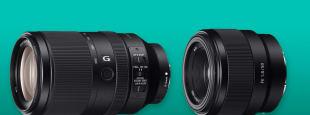 Sony lenses announcement