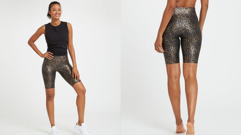 Spanx biker shorts