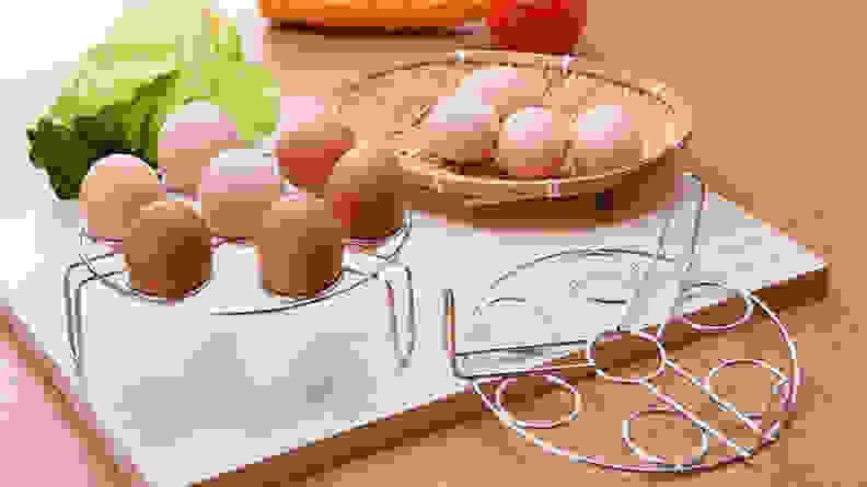 Lakatay Egg Steamer Rack 2-pack