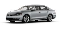Product Image - 2012 Volkswagen Passat TDI with Sunroof & Navigation
