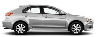 Product Image - 2012 Mitsubishi Lancer Sportback ES