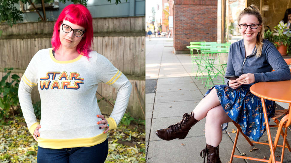 Level up your look with these geek-chic clothes and accessories.