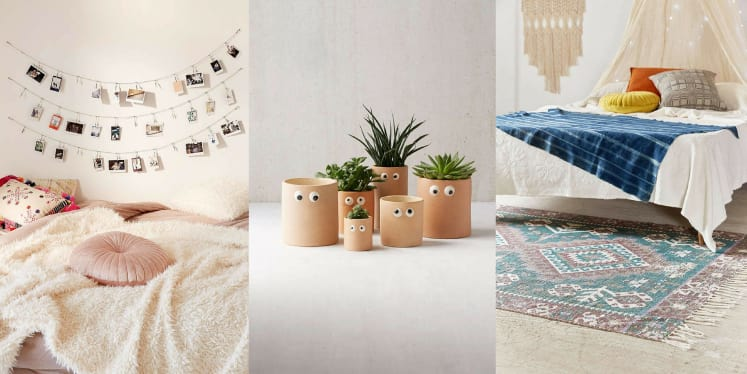 17 Ways To Transform Your Boring Dorm Room For Under 40