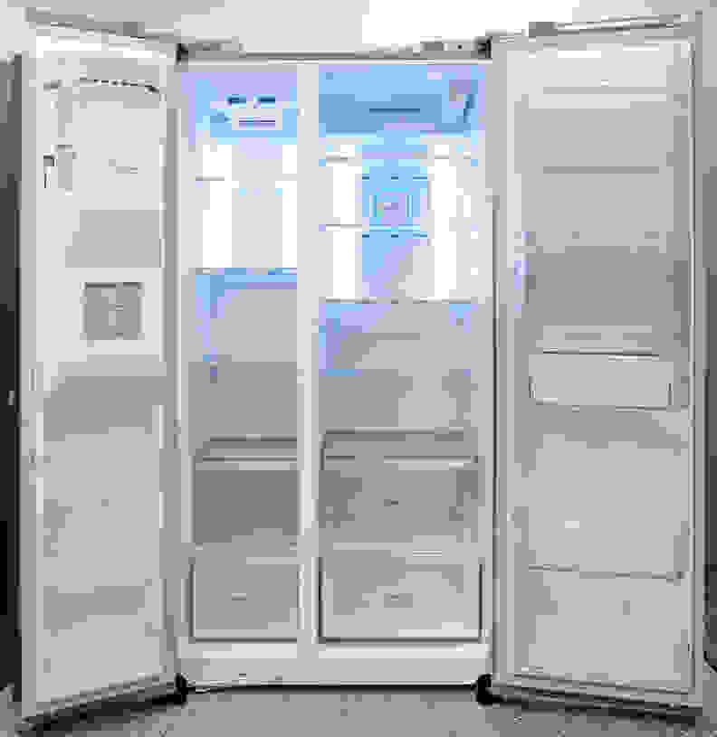LG LSC22991ST Interior