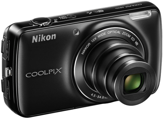 Product Image - Nikon Coolpix S810c