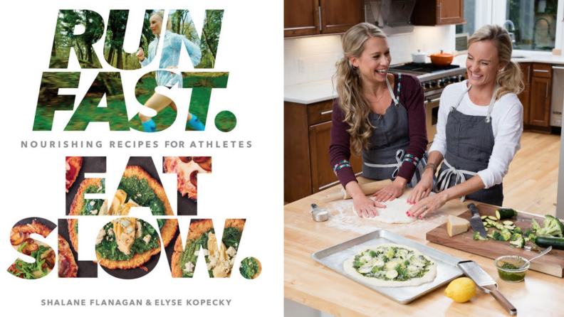 Best gifts for runners 2018 Run Fast, Eat Slow cookbook