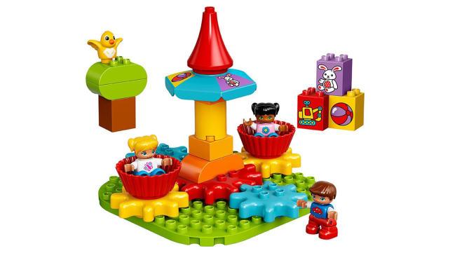 LEGO DUPLO My First Carousel Set