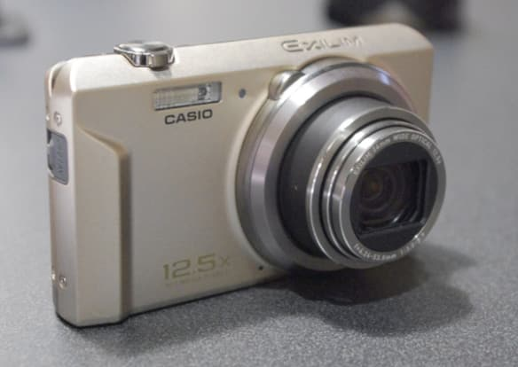 Product Image - Casio  Exilim EX-ZS150