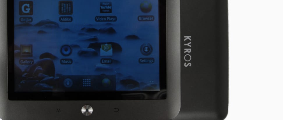 Product Image - Coby  Kyros MID8120
