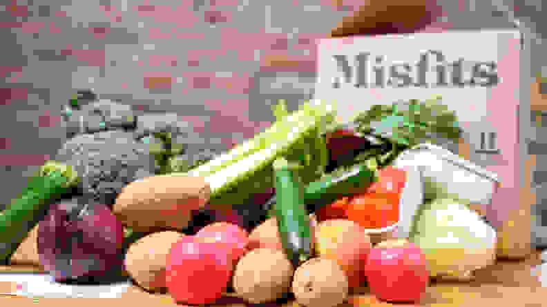 Misfits Market 1st box