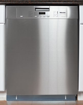 Miele Dishwasher Reviews >> Miele Futura Crystal G5105scu 24 In Built In Stainless Steel