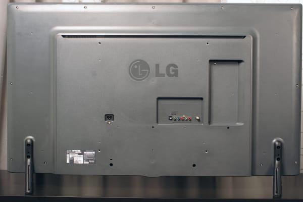 LG 50LB5900 back