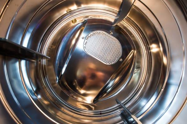 Inside the Electrolux EFME617S dryer