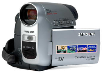 Product Image - Samsung SC-D365