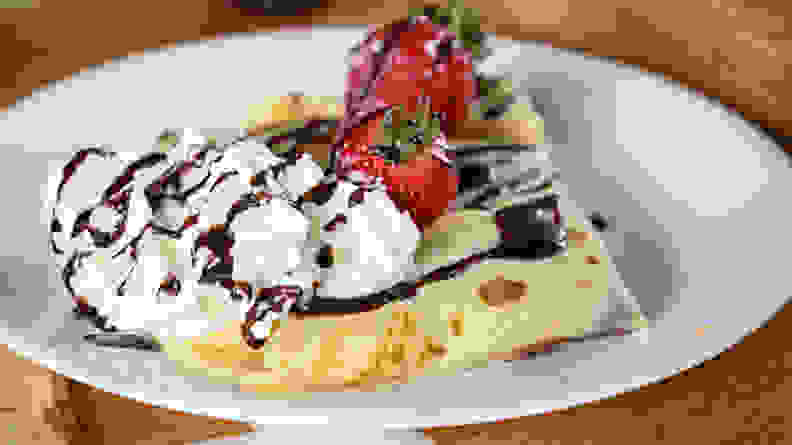 Enjoy your crepes!