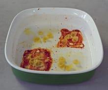 Baked-on Lasagna