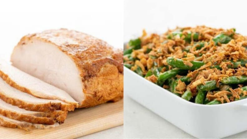 We tried cooking Home Chef's Thanksgiving sides—here's how it went