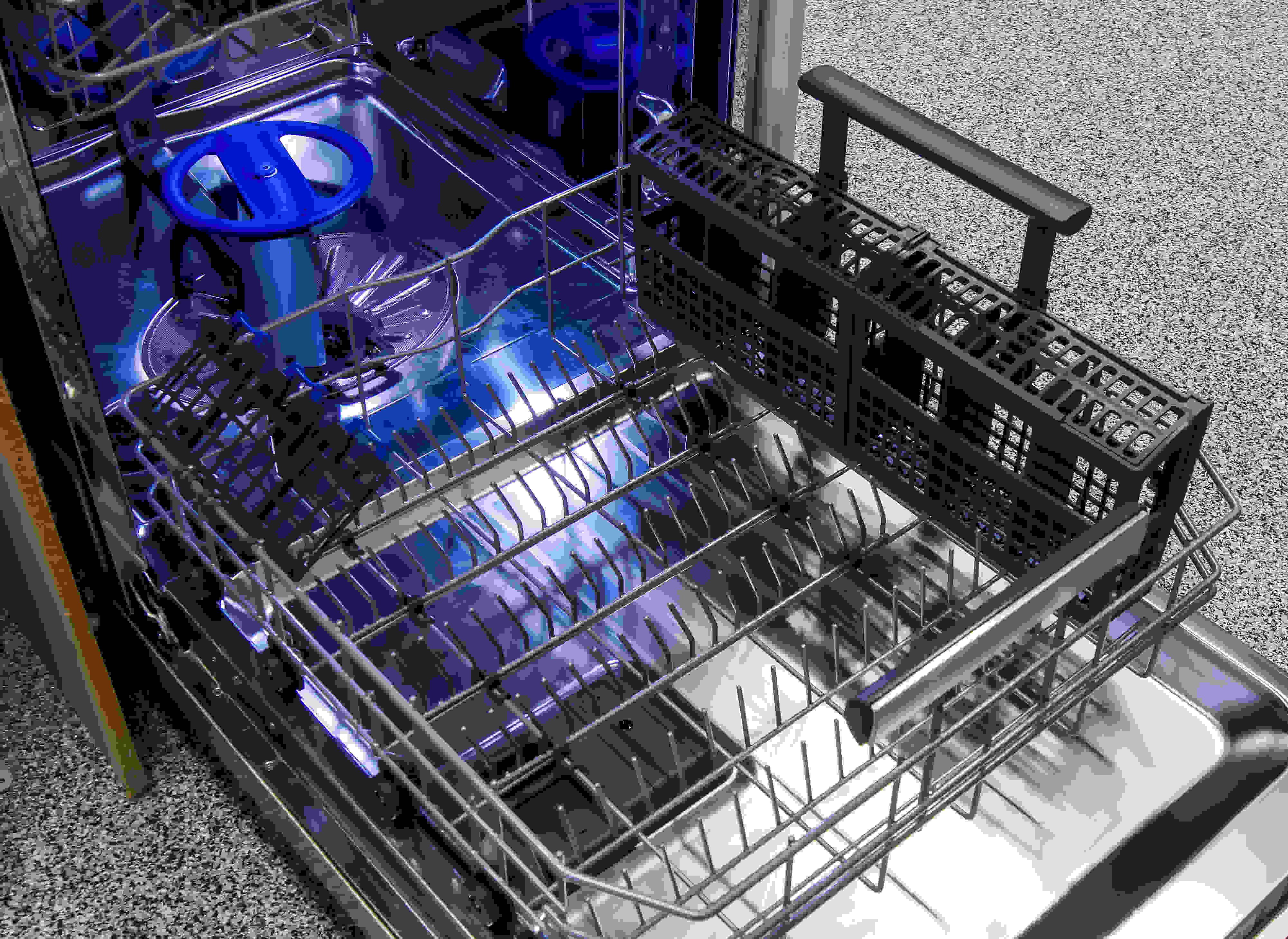 Electrolux EI24ID50QS bottom rack