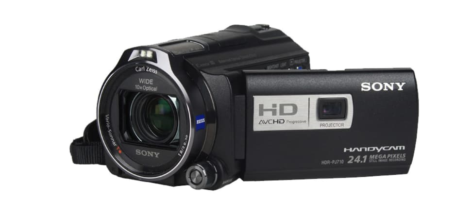 Product Image - Sony  Handycam HDR-PJ710V