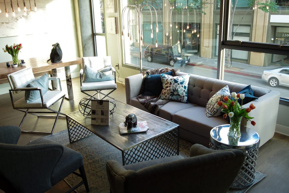 Living Room Designed by Lauri Howell