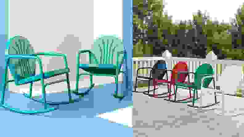Morrison Rocking Chairs