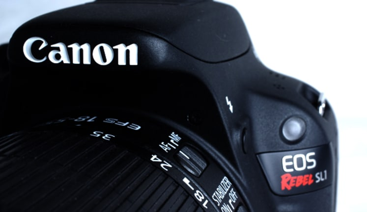 Canon Rebel SL1 Digital Camera Review - Reviewed Cameras