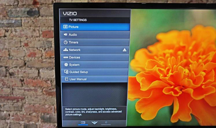 Vizio E241-B1 E Series (2014) LED TV Review - Reviewed Televisions