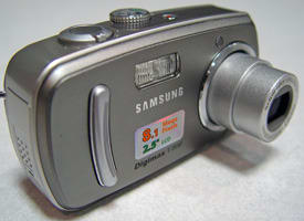 Product Image - Samsung Digimax V800
