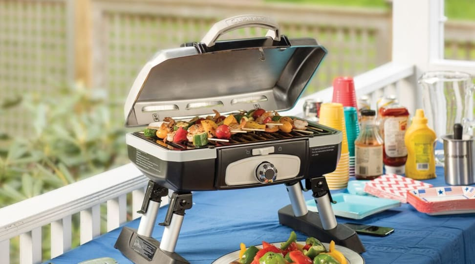 The best grill for tailgating is at its lowest price ever right now