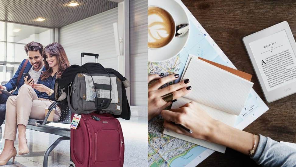 19 top-rated products on Amazon that make traveling a breeze
