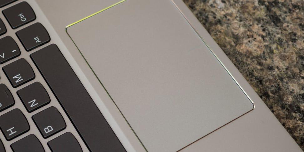 Lenovo Yoga 720 Touchpad
