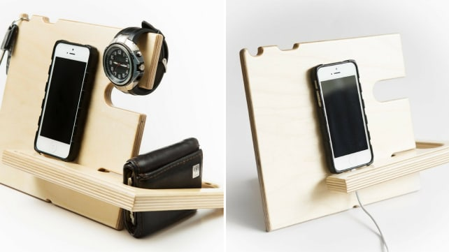 Catchall Charging Stand