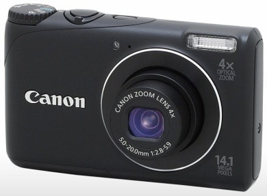 Product Image - Canon  PowerShot A2200