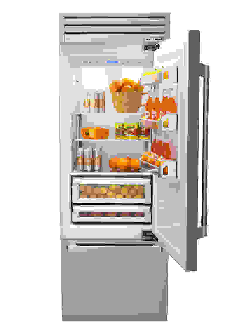 Dacor Discovery Fully Integrated Refrigerators