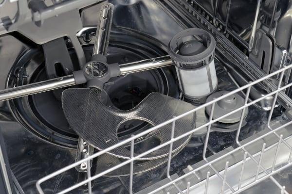 KitchenAid KDTE404DSS detachable filter