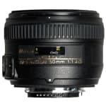 Nikon af s nikkor 50mm f:1.4g