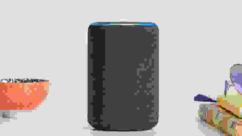 Amazon Echo 3 listening