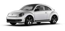 Product Image - 2012 Volkswagen Beetle Turbo w/ Sunroof & Sound