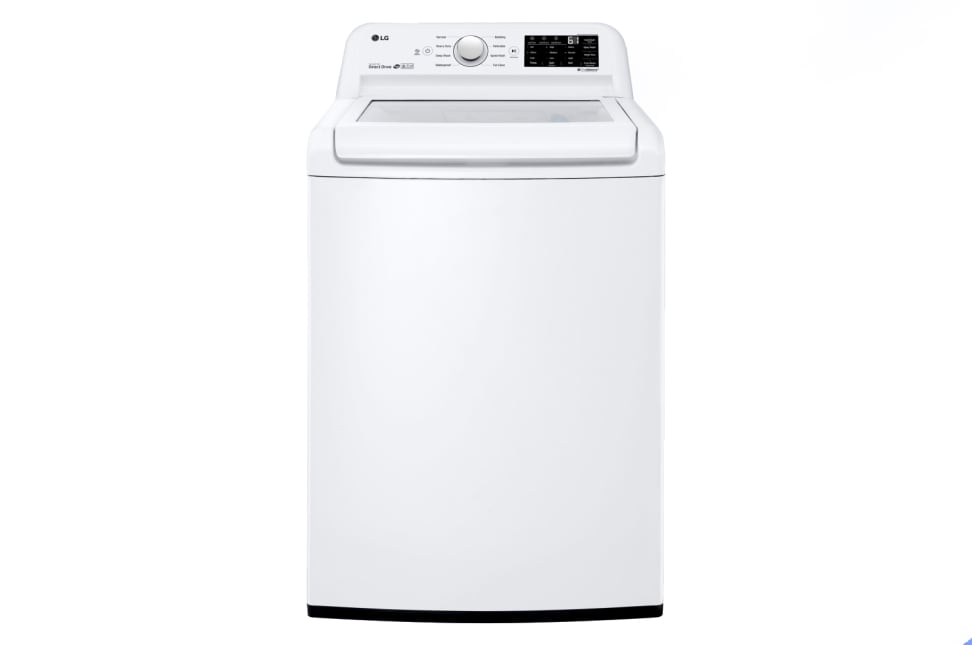 LG WT7100CW Top Load Washing Machine Review - Reviewed