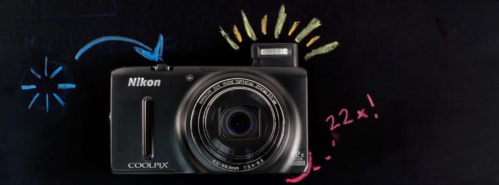 Product Image - Nikon Coolpix S9500