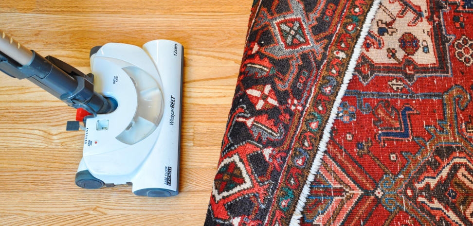 Use this one weird trick to get a cleaner rug