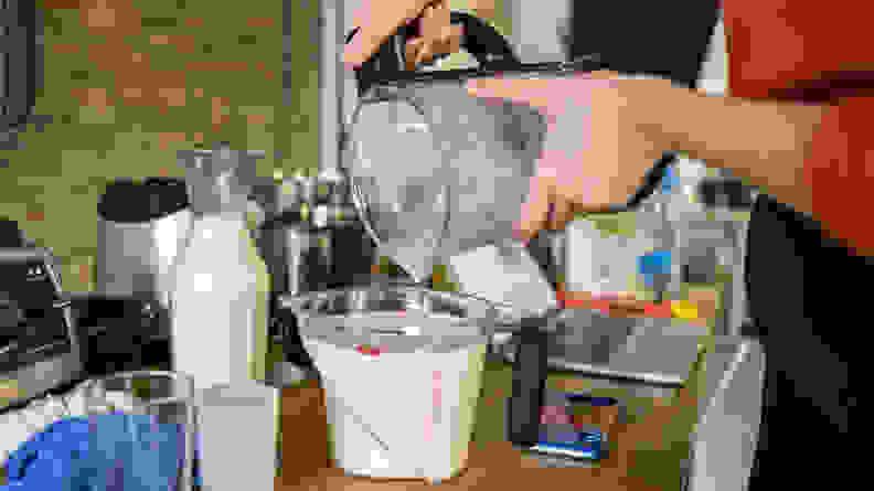 Instant Pot Blender - Almond Milk