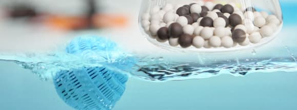 Crystal wash bioceramics