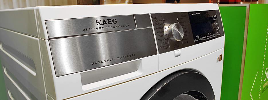 AEG Heat Pump Dryer