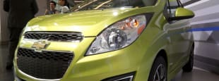 Chevy spark hero