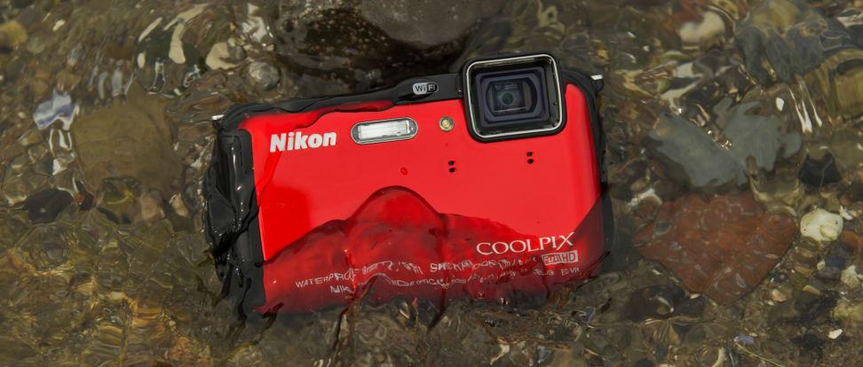 Product Image - Nikon Coolpix AW120